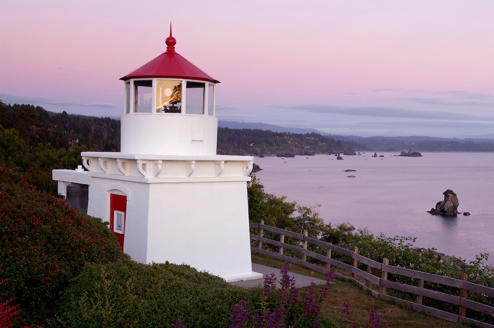 Lighthouse, Trinidad, California, United States of America