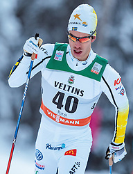 27.11.2016, Nordic Arena, Ruka, FIN, FIS Weltcup Langlauf, Nordic Opening, Kuusamo, Herren, im Bild Marcus Hellner (SWE) // Marcus Hellner of Sweden during the Mens FIS Cross Country World Cup of the Nordic Opening at the Nordic Arena in Ruka, Finland on 2016/11/27. EXPA Pictures © 2016, PhotoCredit: EXPA/ JFK