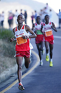 Moeketsi Mosuhli during the 2010 Old Mutual 2 Oceans Ultra Marathon held in Cape Town, Western Cape, South Africa on the 3 April 2010.Photo by: Ron Gaunt/ SPORTZPICS