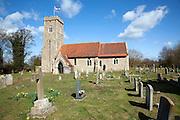 Church of Saint Margaret, Shottisham, Suffolk