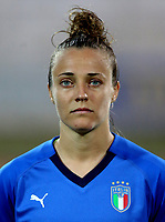 International Women's Friendly Matchs 2019 / <br /> Womens's Cyprus Cup Tournament 2019 - <br /> Korea DPR v Italy 3-3 aet ( GSZ Stadium - Larnaca,Cyprus ) - <br /> Aurora Galli of Italy