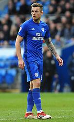 Joe Ralls of Cardiff City - Mandatory by-line: Nizaam Jones/JMP - 17/02/2018 -  FOOTBALL - Cardiff City Stadium - Cardiff, Wales -  Cardiff City v Middlesbrough - Sky Bet Championship