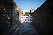 Ruins in Ruins. Pompeii.