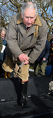 FEB 04 2014 Prince Charles visits Flood Victims