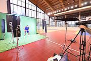 Belinelli<br /> Raduno Nazionale Maschile Senior<br /> Back Stage Shooting<br /> Folgaria 24/07/2017<br /> Foto Ciamillo-Castoria/ G. Ciamillo
