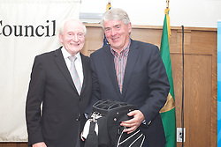 The Ireland-U.S. Council.Golf Day in Ireland...Friday, August 31, 2012 at Dun Laoghaire Golf Club, Enniskerry, County Wicklow, Ireland, Sponsored by United...Golf Bag..Winner ;.Roddy Feely and Harry Sheridan .