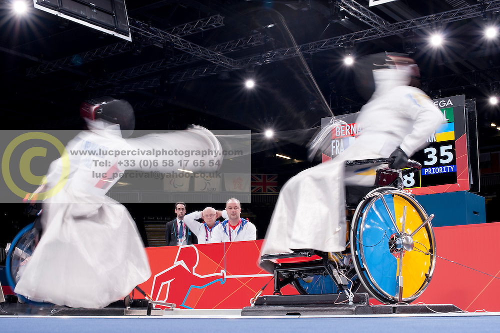 Wheelchair Fencing at the 2012 London Summer Paralympic Games
