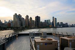 USA NEW YORK JUN10 - Skyline view of midtown Manhattan, New York...jre/Photo by Jiri Rezac..© Jiri Rezac 2010