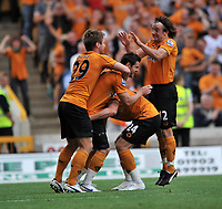 Wolverhampton Wanderers/Fulham Premier League 21.08.11<br />