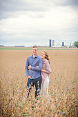 a Fall Farm Engagement
