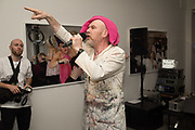 MIK ARTISTIK, Opening of the Martin Parr Foundation party,  Martin Parr Foundation, 316 Paintworks, Bristol, BS4 3 EH  20 October 2017