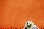 Sunday May 25th 2008. Roland Garros. Paris, France..1st Round.....