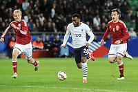 But Alexandre LACAZETTE - 29.03.2015 - France / Danemark - Match amical -Saint Etienne-<br /> Photo : Jean Paul Thomas / Icon Sport