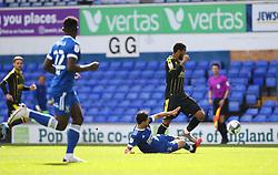 Josh Grant of Bristol Rovers on the attack - Mandatory by-line: Arron Gent/JMP - 05/09/2020 - FOOTBALL - Portman Road - Ipswich, England - Ipswich Town v Bristol Rovers - Carabao Cup