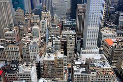 USA NEW YORK JUN10 - View from the Empire State Building onto midtown Manhattan, New York...jre/Photo by Jiri Rezac..© Jiri Rezac 2010