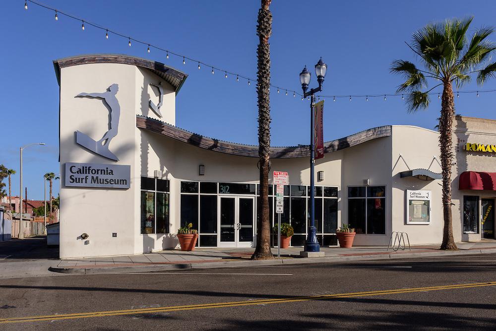 California Surf Museum, Oceanside, California