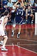Italia-USA Roma 1998<br /> gianluca basile