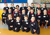 Junior Infants at Bunscoil Nic Amhlaidh