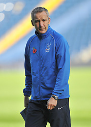 Crystal Palace caretaker manager Keith Millen is just the caretaker manager  - Photo mandatory by-line: Alex James/JMP - Tel: Mobile: 07966 386802 02/11/2013 - SPORT - FOOTBALL - The Hawthorns - West Bromwich - West Bromwich Albion v Crystal Palace - Barclays Premier League
