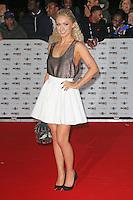 Alexa Goddard, MOBO Awards, SSE Arena Wembley, London UK, 22 October 2014, Photo by Richard Goldschmidt