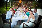Melissa & Brit Wedding Reception