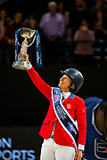 Beezie Madden - Breitling LS<br /> FEI Longines FEI World Cup Paris 2018<br /> © DigiShots