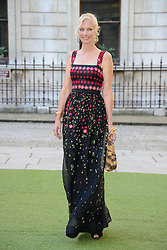 Image ©Licensed to i-Images Picture Agency. 04/06/2014. London, United Kingdom. Joely Richardson attends the The Royal Academy Of Arts Summer Exhibition. . Picture by Chris Joseph / i-Images