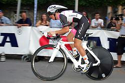 Polanc Jan (SLO) of Radenska at prologue (6,6km) of Tour de Slovenie 2011, on June 16 2011, in Ljubljana, Slovenia. (Photo by Urban Urbanc / Sportida)
