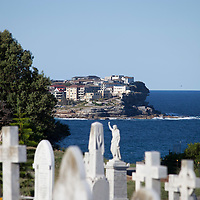 Waverley Cemetery, Bondi