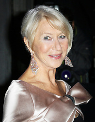 © Licensed to London News Pictures. Dame Helen Mirren attending the London Evening Standard Theatre Awards at the The Savoy Hotel in London, UK on 17 November 2013. Photo credit: Richard Goldschmidt/PiQtured/LNP