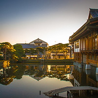 Nagano, Japan and  Zenkō-ji Temple