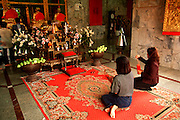 THAILAND, SOUTH, PHUKET ISLAND Buddhist temple, Wat Chalong Temple near Phuket town