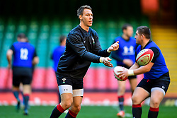 Liam Williams of Wales - Photo mandatory by-line: Ryan Hiscott/JMP - 29/10/2018 - RUGBY - Principality Stadium - Cardiff, Wales - Autumn Series - Wales Rugby Open Training Session