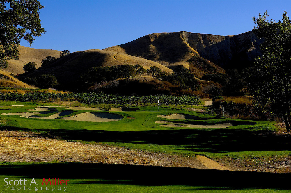 Oct. 9, 2006; Livermore, Cailf., USA: No. 3 on The Course at Wente Vineyards in Livermore, Calif. ..©2006 Scott A. Miller