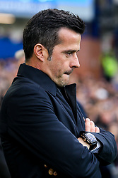 Everton manager Marco Silva - Mandatory by-line: Robbie Stephenson/JMP - 21/10/2018 - FOOTBALL - Goodison Park - Liverpool, England - Everton v Crystal Palace - Premier League