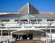 Princes Quay shopping centre, Hull, Yorkshire, England