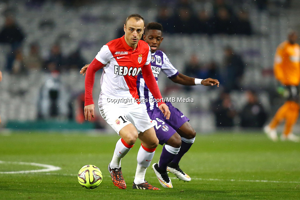 Dimitar Berbatov - 05.12.2014 - Toulouse / Monaco - 17e journee Ligue 1<br />