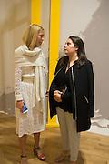 ALINA KOHLEN; KARINE HAIMO, Yto Barrada's Faux Guide , Pace Gallery. Burlington Gardens. London. 25 June 2015