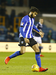 February 12, 2019 - London, England, United Kingdom - Sheffield Wednesday's Michael Hector.during Sky Bet Championship match between Millwall and Sheffield Wednesday at The Den Ground, London on 12 Feb 2019. (Credit Image: © Action Foto Sport/NurPhoto via ZUMA Press)
