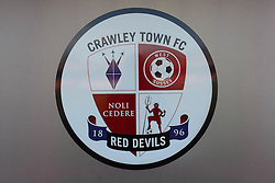 Crawley Town FC sign - Photo mandatory by-line: Dougie Allward/JMP - Mobile: 07966 386802 - 07/03/2015 - SPORT - Football - Crawley - Broadfield Stadium - Crawley Town v Bristol City - Sky Bet League One