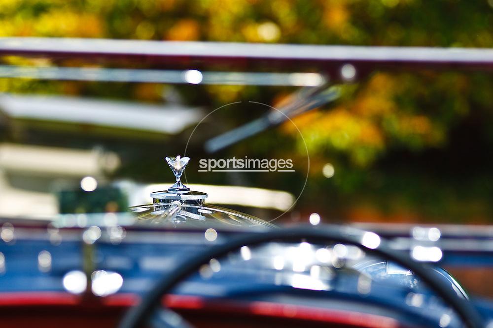 Rolls Royce Badge - Gloucester Motorshow (13/06/10)