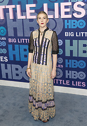May 29, 2019 - New York, New York, United States - Lily Rabe wearing dress by Mayle attends HBO Big Little Lies Season 2 Premiere at Jazz at Lincoln Center  (Credit Image: © Photographer Lev Radin/Pacific Press via ZUMA Wire)