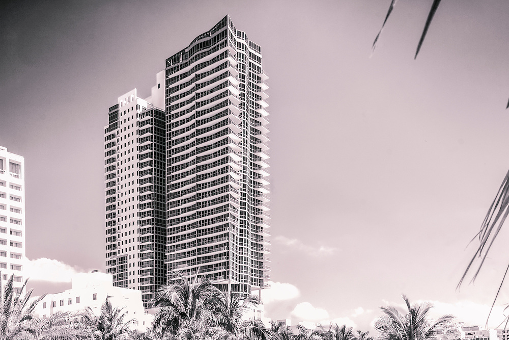 Setai condo & hotel in Miami Beach designed by Alayo Architects, Juan Alayo