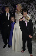 """William Moseley; Georgie Henley; Tilda Swinton; Skandar Keynes. Royal Film Performance and World Premiere of """"The Chronicles Of Narnia"""" at the Royal Albert Hall. London and after-party in Kensington Gardens. 7 December  2005.ONE TIME USE ONLY - DO NOT ARCHIVE  © Copyright Photograph by Dafydd Jones 66 Stockwell Park Rd. London SW9 0DA Tel 020 7733 0108 www.dafjones.com"""