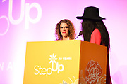 Jenni Luke, CEO Step Up Women's Network, and Kalen Aubry Israel