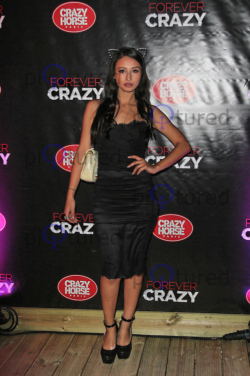 LONDON - SEPTEMBER 19: Leah Weller attended the premiere of 'Crazy Horse Presents Forever Crazy' at The Crazy Horse, London, UK. September 19, 2012. (Photo by Richard Goldschmidt)
