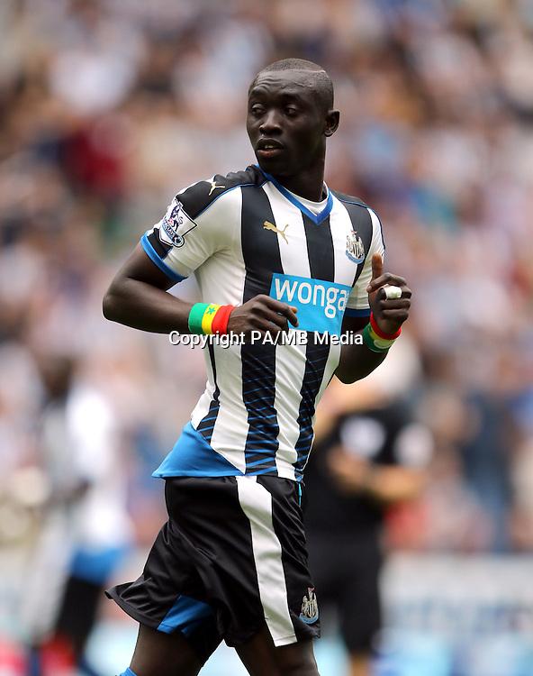Newcastle United's Papiss Cisse