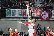 Raduljica Miroslav Andrea Bargnani<br /> Milano vs BASKONIA VITORIA GASTEIZ<br /> BASKET Euroleague 2016-2017<br /> Milano 15/11/2016 <br /> FOTO CIAMILLO