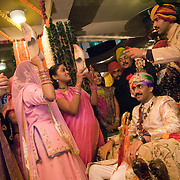 A Rajput wedding in India