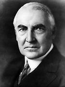 Warren Harding US President